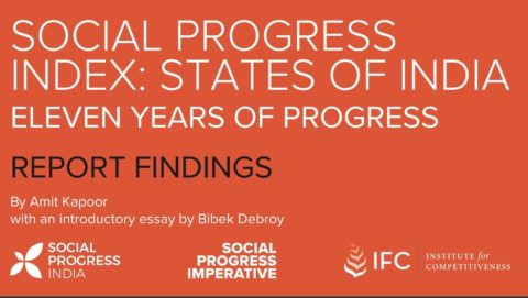 Social Progress Index: States of India